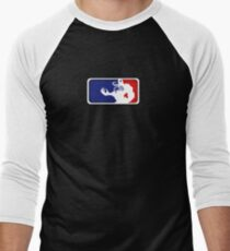 Major League Symbiote Men's Baseball ¾ T-Shirt