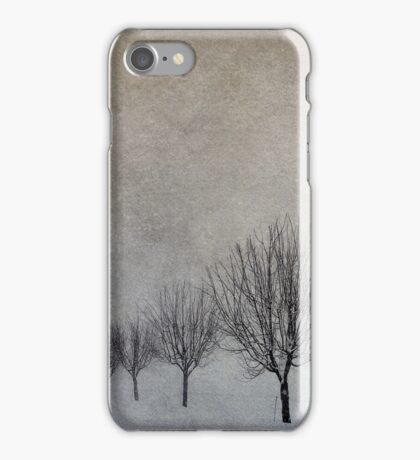 Winter's Work iPhone Case/Skin