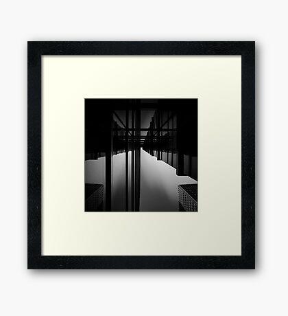 Inception Framed Print