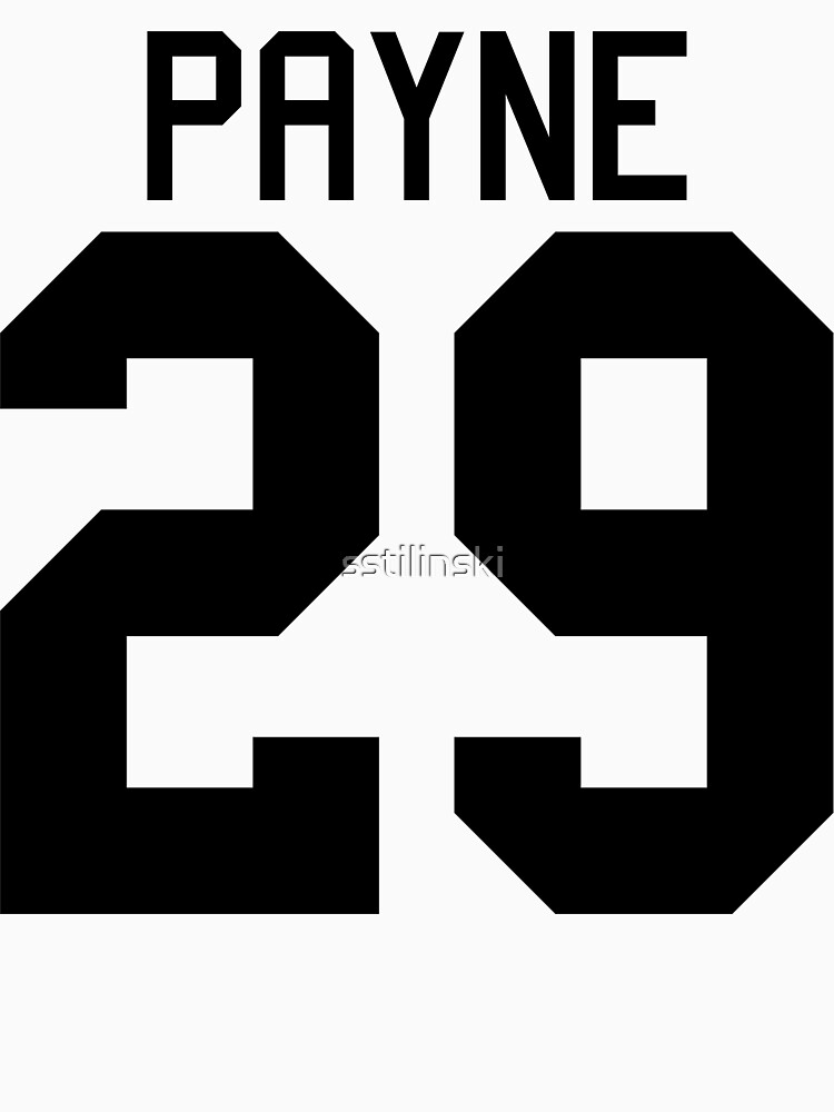 Liam Payne jersey (black text) | Women's T-Shirt