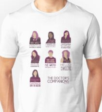 Doctor Who |Companions T-Shirt