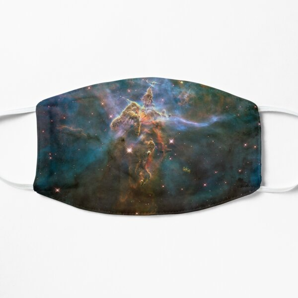Hubble Space Telescope Print 0022 - Wide View of 'Mystic Mountain'  - hs-2010-13-e-full_jpg Mask
