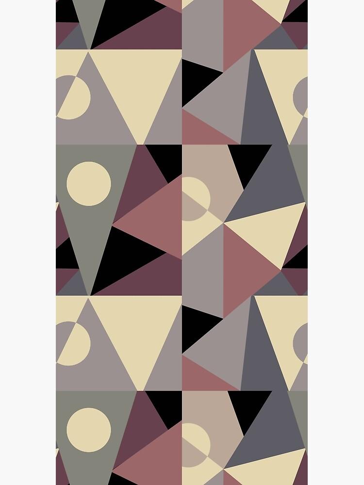 Triangulation I by robcolvinart