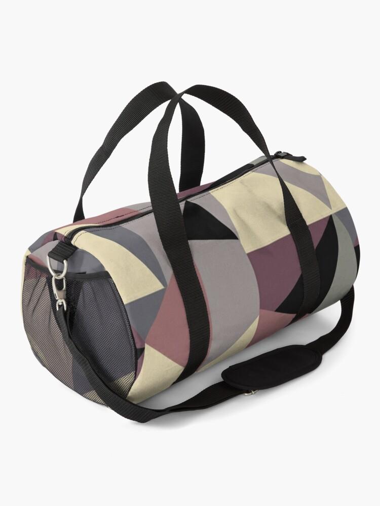 Alternate view of Triangulation I Duffle Bag