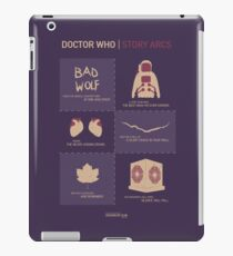 Doctor Who | Story Arcs iPad Case/Skin