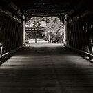 Uhlerstown Covered Bridge III by Debra Fedchin
