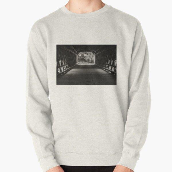 Uhlerstown Covered Bridge III Pullover Sweatshirt