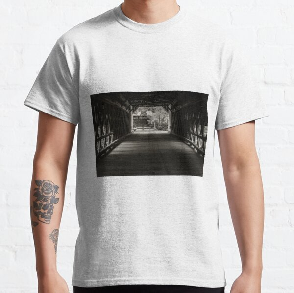 Uhlerstown Covered Bridge III Classic T-Shirt