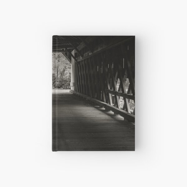 Uhlerstown Covered Bridge III Hardcover Journal
