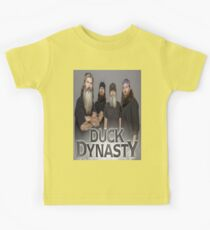 Duck Dynasty Kids Tee