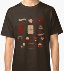 Doctor Who | Aliens & Villains Classic T-Shirt