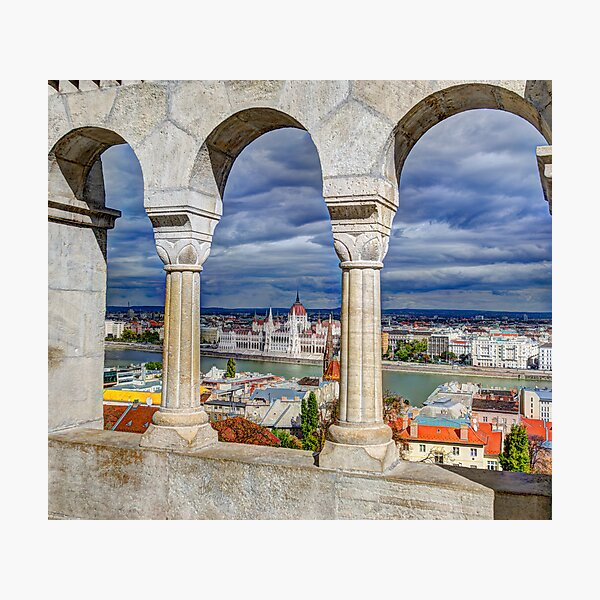 Budapest Photographic Print
