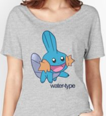 Pokemon Water-types - Mudkip Women's Relaxed Fit T-Shirt