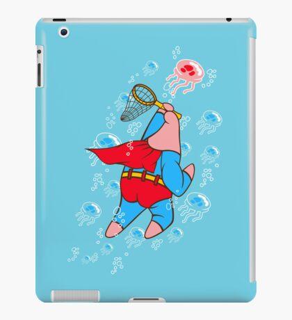 Superstar Jelly-fishing! iPad Case/Skin