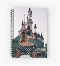 Big girls dream.  Spiral Notebook