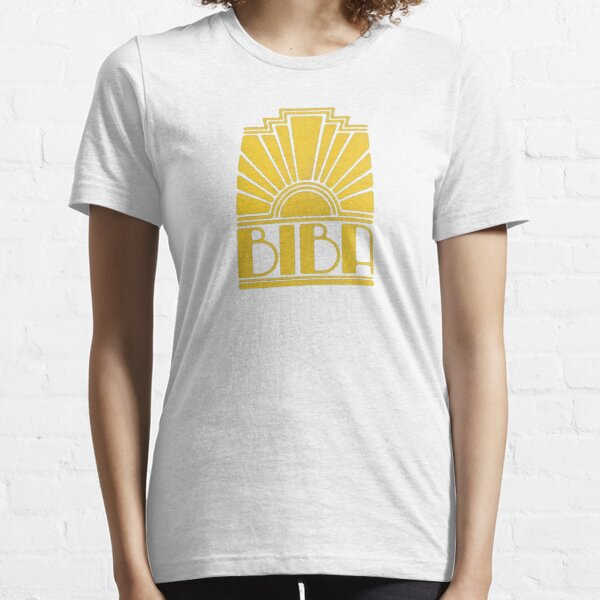 Tribute to BIBA Essential T-Shirt