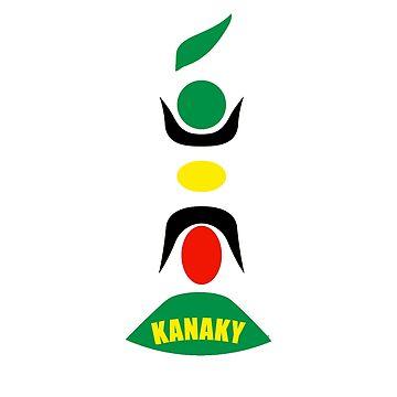 Kanaky Free Man Two by Kanaky-Ranks