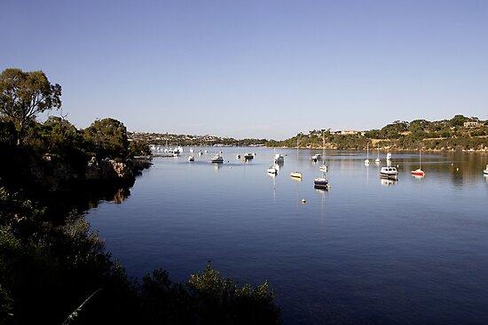 Perth, Blackwall Reach by Tony Brown