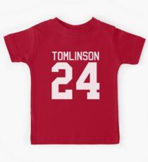 Louis Tomlinson jersey (white text) Kids Clothes
