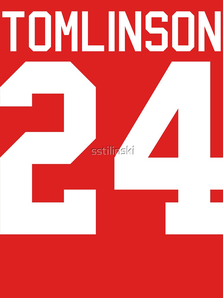 Louis Tomlinson jersey (white text) | Women's T-Shirt