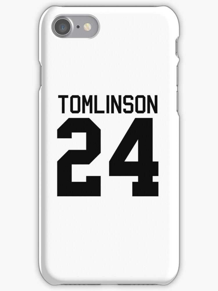 Louis Tomlinson jersey (black text) by sstilinski
