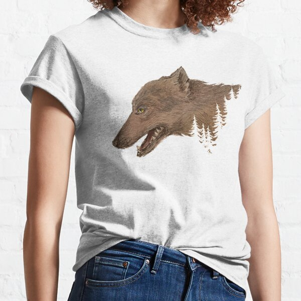 Heart of The Woods Classic T-Shirt