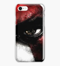 Kratos' eye iPhone Case/Skin