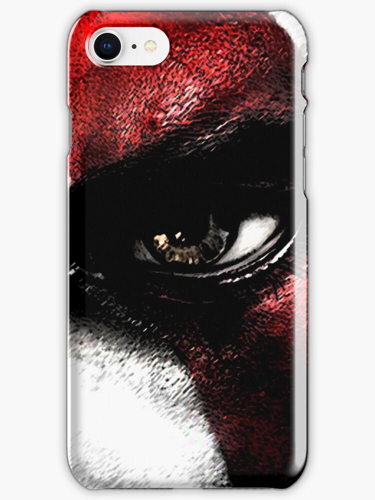Kratos' eye by MrBliss4