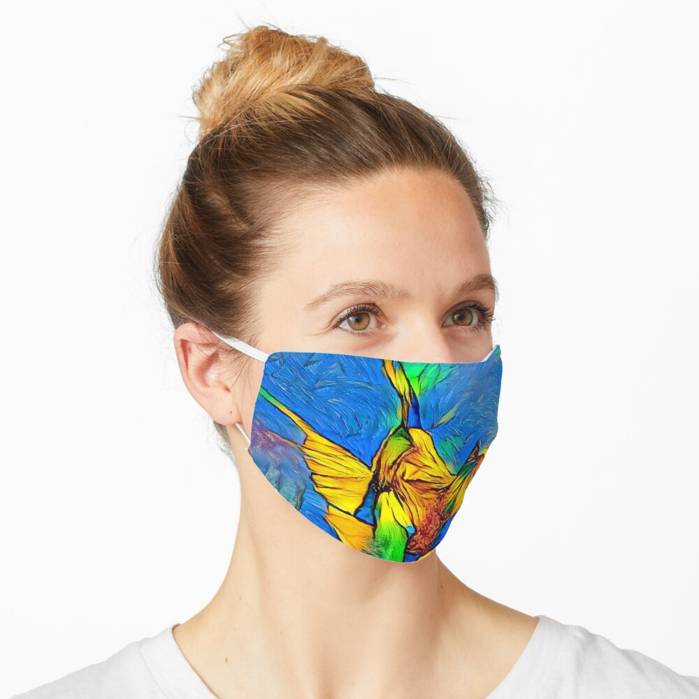 Abstractions of abstract abstraction Mask