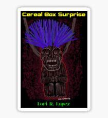 CEREAL BOX SURPRISE Sticker