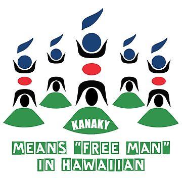 Kanaky Free Man Two Four by Kanaky-Ranks