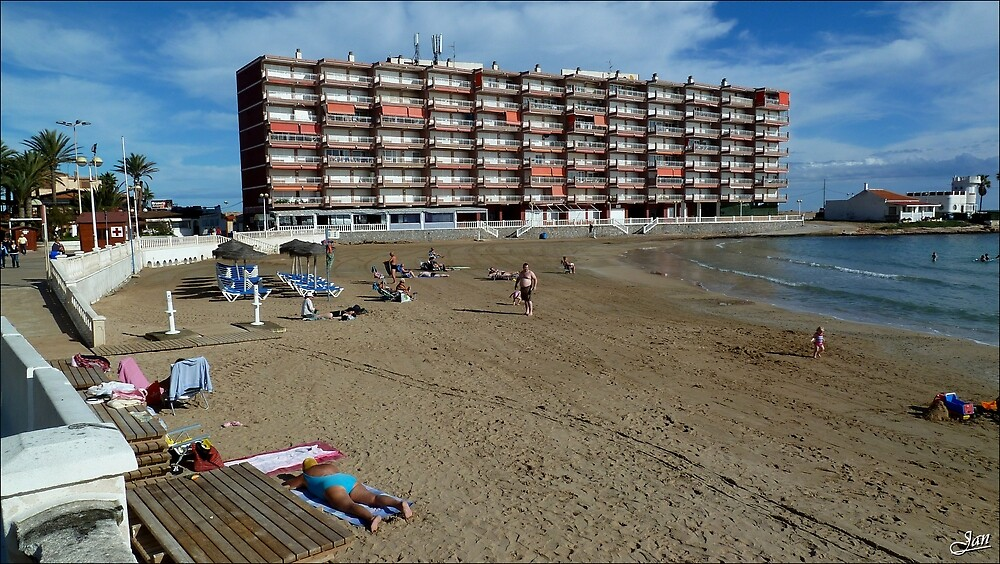 December at Costa Blanca by Janone