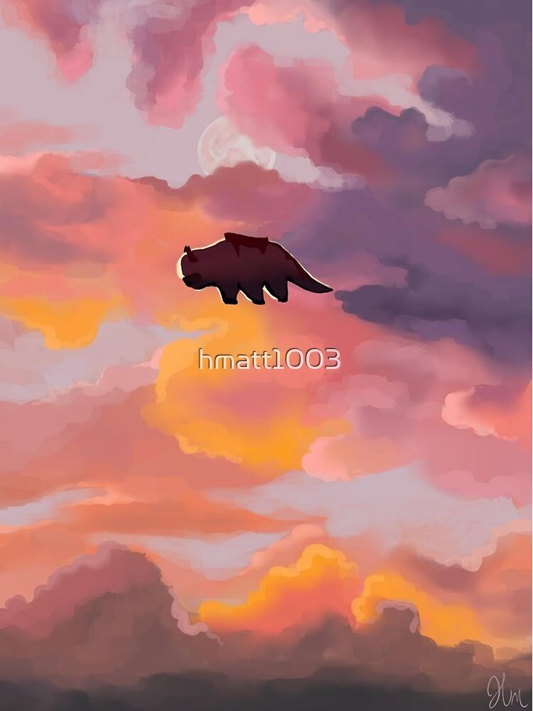 Appa in the Clouds by hmatt1003