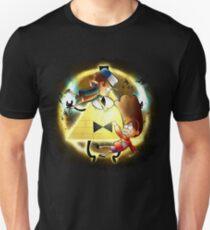 When Gravity Falls Unisex T-Shirt
