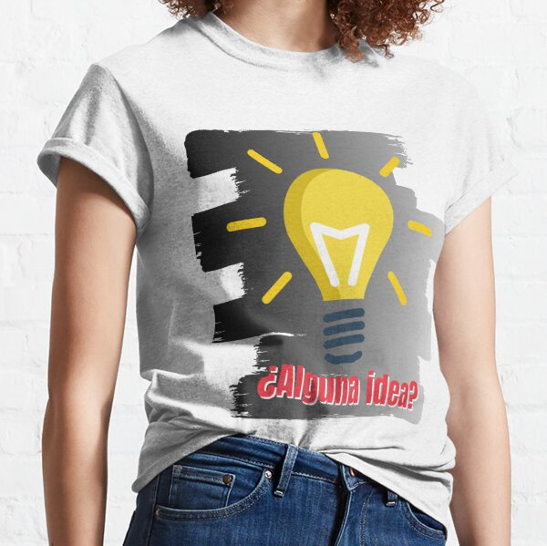 Any ideas Classic T-Shirt