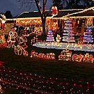 Christmas Joy 2 by pat gamwell