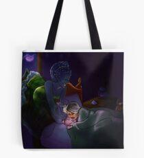 Simon and the Goddess Tote Bag