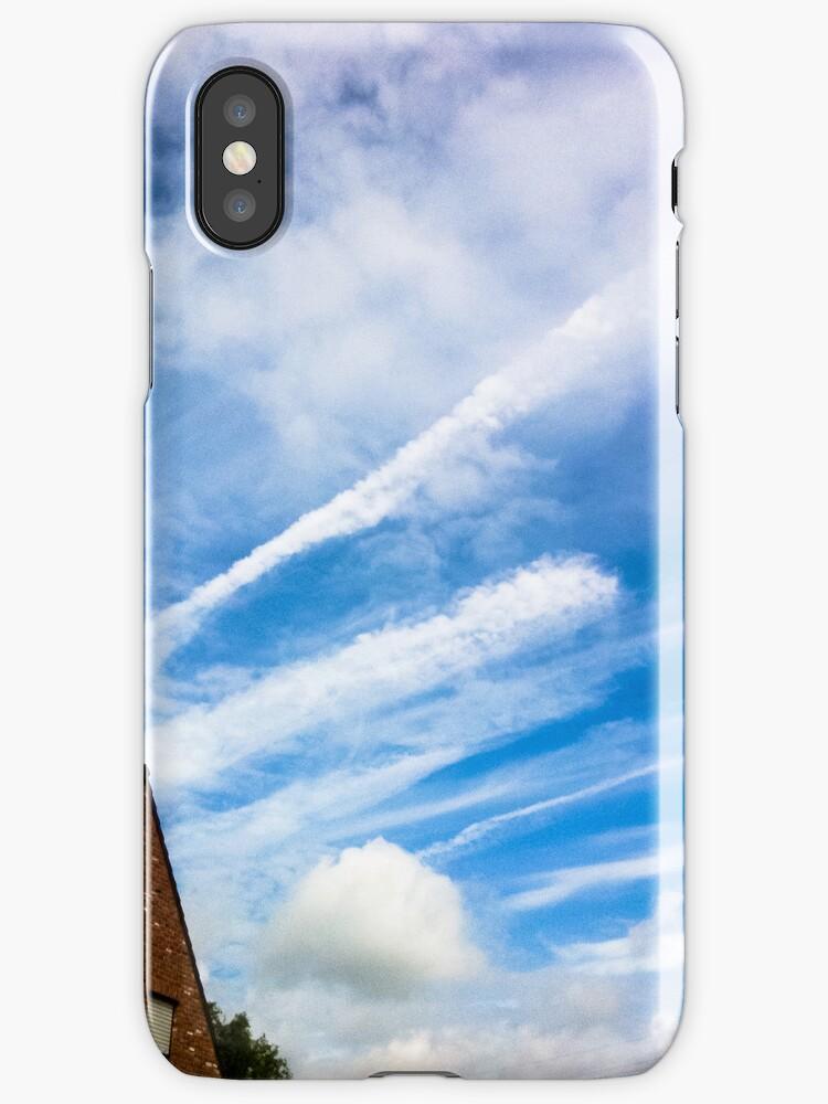 Sky III [ iPad / iPod / iPhone Case ] by Mauricio Santana