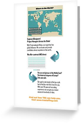 TRS Staffing Solution Infographic by TRSStaffing