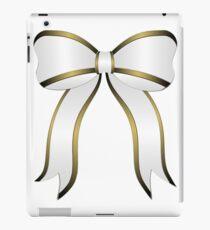 White Christmas Bow iPad Case/Skin