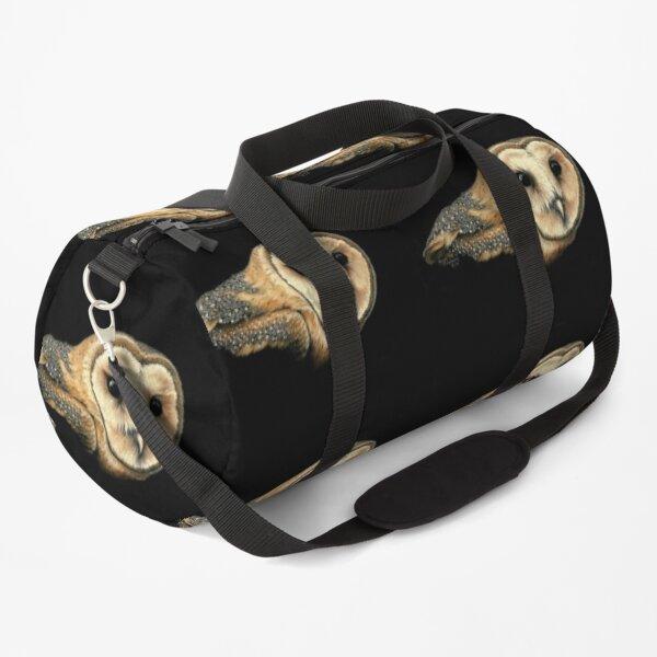 Amadan the Barn Owl Duffle Bag