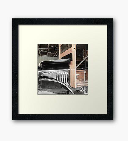 Tin Lizzie Framed Print