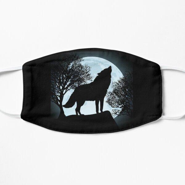 Wild wolf Moon  Mask