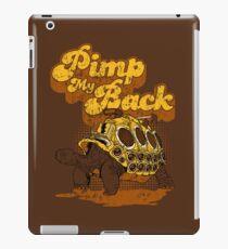 Pimp My Back iPad Case/Skin