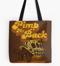 Pimp My Back Tote Bag