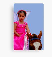 Cuenca Kids 238 Canvas Print