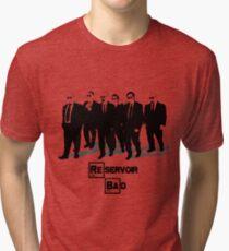 Reservoir Bad Tri-blend T-Shirt