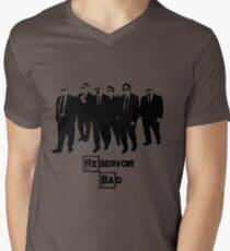 Reservoir Bad Mens V-Neck T-Shirt