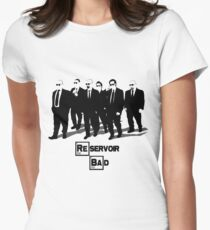 Reservoir Bad Womens Fitted T-Shirt