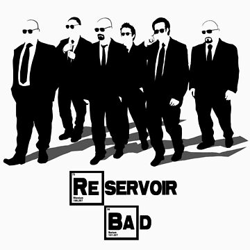 Reservoir Bad by ShayLeiArt